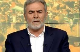 بدعوة مصرية.. الأمين العام لحركة الجهاد الاسلامي يصل القاهرة