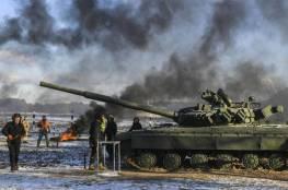 """موسكو تتهم واشنطن وحلف الأطلسي بتحويل أوكرانيا إلى """"برميل بارود"""""""
