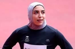 """العداءة السعودية ياسمين الدباغ تودع أولمبياد """"طوكيو2020"""""""