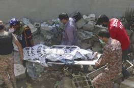 """تفاصيل جديدة: طاقم الطائرة الباكستانية استغاث قبل التحطّم: """"تعطلت المحركات"""""""