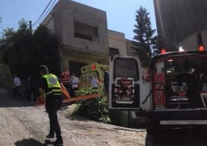 إصابة عاملين في ورشة بناء بسخنين