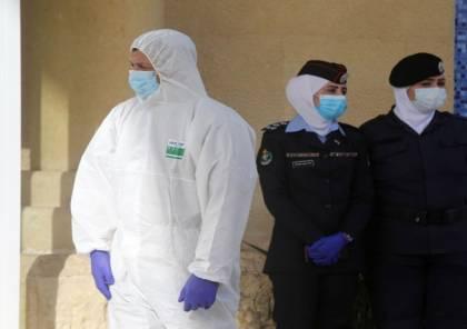 الاردن: 23 وفاة و3644 اصابة جديدة بفيروس كورونا