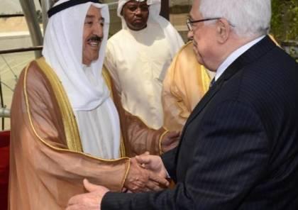 الرئيس وأمير الكويت يتبادلان التهاني بحلول رمضان