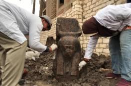 مصر تعلن عن كشف أثري لتمثال ملكي نادر