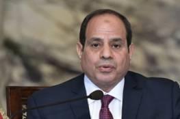 السيسي: لن يكون للإخوان دور في مصر ما دمت بالسلطة