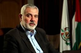 هنية: غزة ستبقى أمينة على الأمن القومي المصري