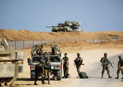 """الجيش الإسرائيلي يقر بتعرض جنديه المصاب عند حدود الأردن لـ""""نيران صديقة"""""""