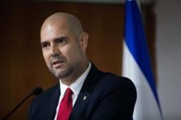 وزير اسرائيلي: ستتغير الأوضاع في الوسط العربي وتم حل الخلافات مع الأردن