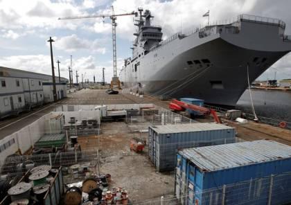 """قائد القوات البحرية المصرية يكشف تفاصيل جديدة بشأن """"ميسترال"""""""