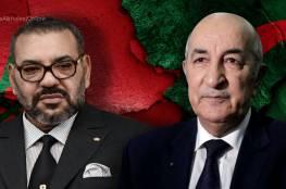 رسالة من ملك المغرب للرئيس الجزائري