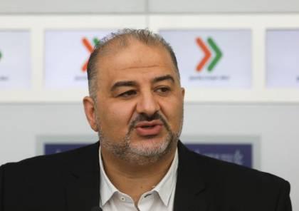 منصور عباس بعد تجاوز حزبه نسبة الحسم: لسنا في جيب أحد
