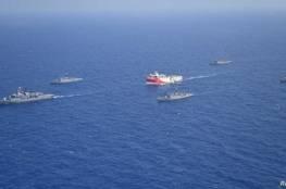 """تركيا تتهم فرنسا بـ""""مفاقمة التوتر"""" في شرق المتوسط"""