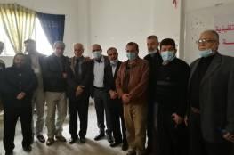 غزة: انتخاب مجلس إدارة جديد لاتحاد السلة