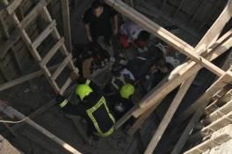 الشرطة: الفتى عدي النتشة توفي بعد سقوطه عن بناية