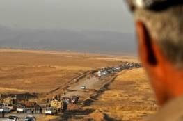 معركة الموصل: القوات الكردية تحاصر بلدة بعشيقة