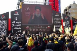 شاهد: أول تعليق من نجل نصر الله على أنباء محاولة اغتياله في بغداد...