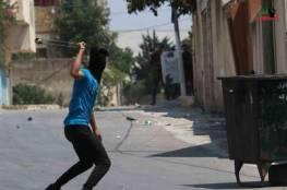 إصابة العشرات بالاختناق خلال قمع جيش الاحتلال لمسيرة كفر قدوم