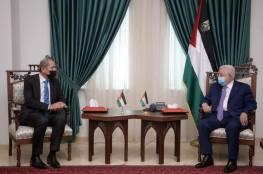 """""""القدس خط أحمر"""".. رسالة من الملك عبد الله الثاني إلى الرئيس عباس.. إليك تفاصيلها"""