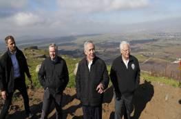 """نتنياهو: سنبدأ قريبًا ببناء بلدة """"مرتفعات ترامب"""" في الجولان"""