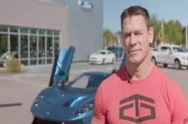 فورد تقاضي جون سينا لبيعه إحدى سياراتها بعد شهرين من شرائها
