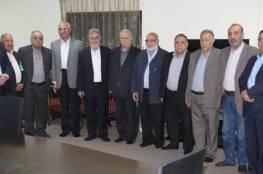 تفاصيل لقاء زياد النخالة وقيادة الفصائل الفلسطينية في الخارج