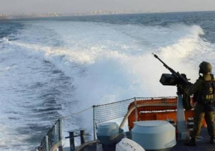استهداف إسرائيلي لمراكب صيادين بغزة