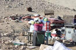 إخطارات بهدم خيم وبركسات شرق بيت لحم