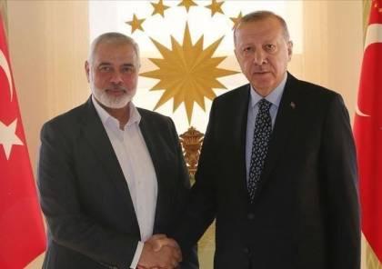 """هل تُضحي أنقرة بعلاقتها مع حركة حماس من أجل """"إسرائيل""""؟"""