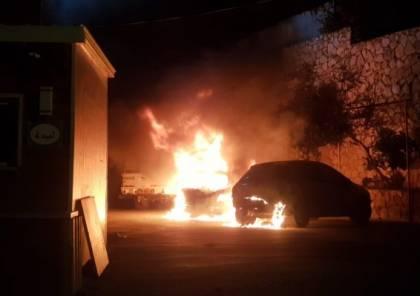 إطلاق نار وحرق سيارات في الشبلي ونحف