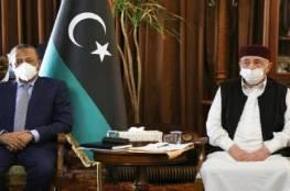 وسائل إعلام: الحكومة الليبية برئاسة عبد الله الثني تتقدم باستقالتها لرئيس مجلس النواب