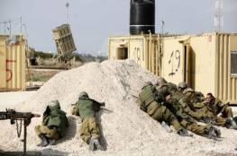 الجيش الإسرائيلي يجري تدريبات عسكرية تحاكي سيناريوات الحرب في غزة