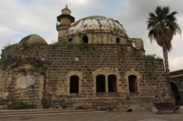 موقع عبري: رئيس بلدية طبريا يخطط لافتتاح متحف في أحد المساجد بالمدينة