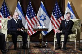 اذاعة عبرية : جدال بين وزير الخارجية الامريكي و بينت والسبب قطاع غزة