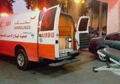 إصابة 3 مواطنين في حادث سير قرب بلدة حزما
