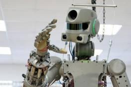 روسيا تطلق مركبة فضاء تحتوي على روبوت بشري إلى محطة الفضاء الدولية