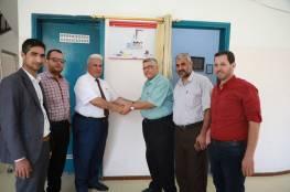 تنفيذ المرحلة الثانية من مشروع التشغيل بالطاقة الشمسية في مستشفى الكرامة