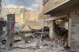 """""""المنظمات الأهلية"""" تطالب بإجراء تحقيق جاد وشفاف بانفجار سوق الزاوية في غزة"""