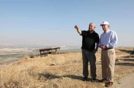 واشنطن تنصح إسرائيل بالتريث في ضم المستوطنات والأغوار حتى نهاية آب المقبل