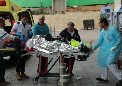 صور .. قتيل اسرائيلي ومصابان في حالة الخطر باطلاق نار جنوب نابلس