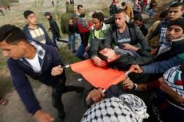 """وزارة الصحة: الاحتلال يتعمد """"القنص المباشر"""" للمتظاهرين"""