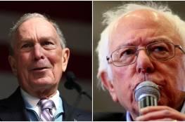 هل يحكم يهودي الولايات المتحدة مع وجود المرشحين ساندرز وبلومبرغ؟