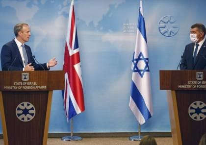 أشكنازي: خائبون من موقف بريطانيا تجاه حظر الأسلحة على إيران