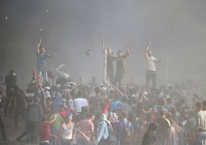 هآرتس: الجيش الاسرائيلي يرى أنه لا مبرر لمواجهة واسعة بغزة رغم المسيرات