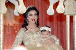 هجوم حاد على دنيا بطمة وزوجها لنشرهما فيديو لابنتهما بعد تخويفها