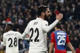 ريال مدريد لم يعد متمسكاً بإيسكو ويفتح باب الرحيل