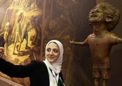 صلاح يتواصل مع صاحبة تمثال أثار جدلا واسعا في مصر