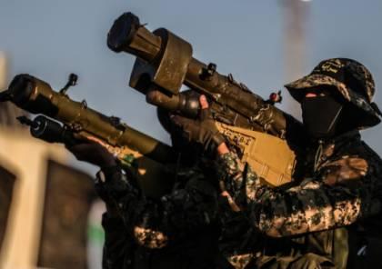 أبو العطا مخاطبا مقاتلي سرايا القدس : رفعتم عالياً رأس شعبكم والنخالة عمل على تعزيز قدرات المقاومة