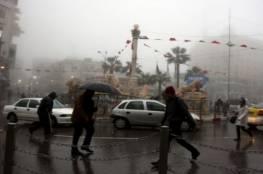 فلسطين تتأثر بعد نحو 48 ساعة بمنخفض جوي جديد
