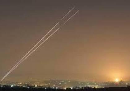 إطلاق صواريخ من غزة ليلة امس والاحتلال يعطل الدراسة في عسقلان