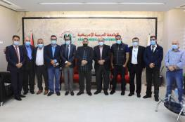 اتفاقية لدعم الطلبة المقدسيين بين الجامعة العربية الأمريكية واللجنة القطرية لدعم القدس